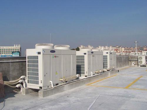 水冷中央空调系统—水冷中央空调系统的原理怎样