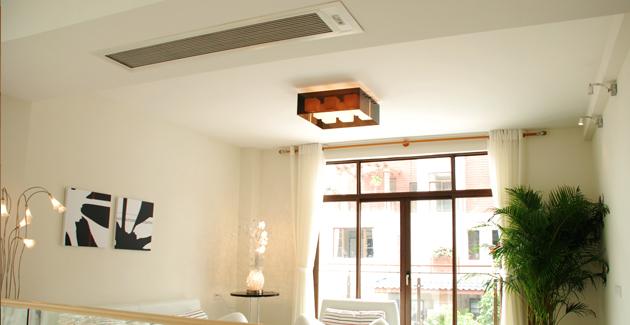 家庭用中央空调