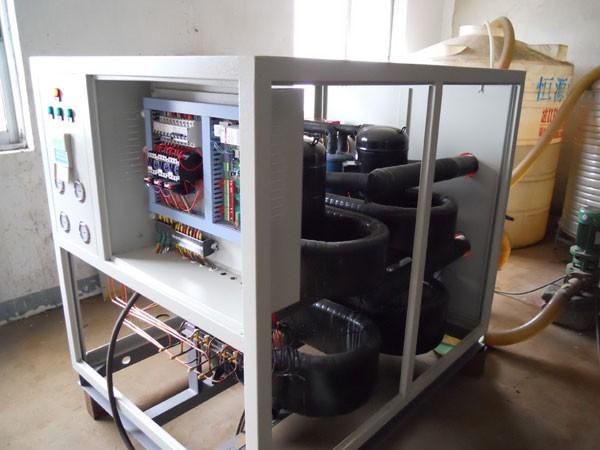 西亚特地源热泵—西亚特地源热泵的组成及工作原理