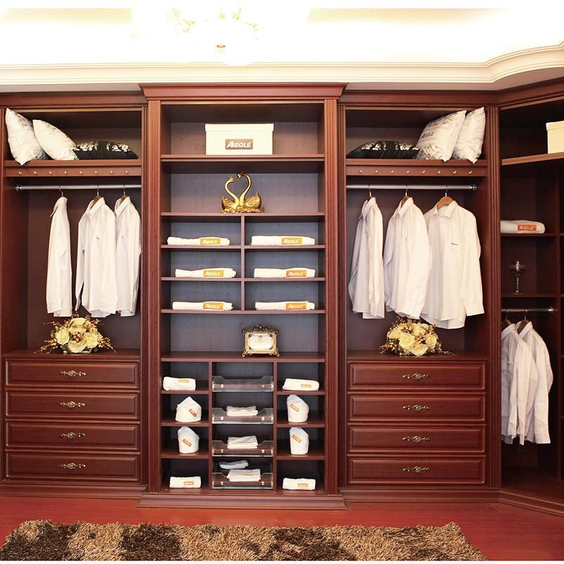 钢管布衣柜组装步骤图