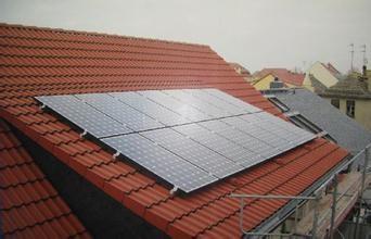 家用太阳能板—家用太阳能电池板有哪些原材料特点