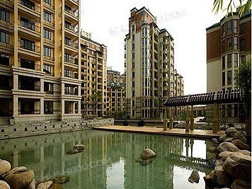 杭州·余杭闲林桃源小镇风荷苑|杭州的冬季,地暖新生活