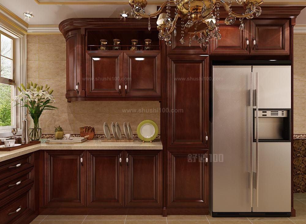 实木橱柜哪个品牌好—韩丽(hanex) 韩丽橱柜采用的是韩国工艺及设计