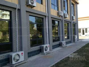 赣榆机关单位中央空调安装工程—办公室从此恒温了