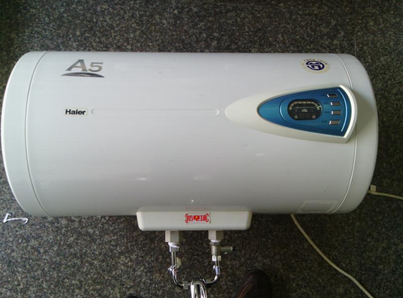 海尔电热水器—海尔电热水器如何放水