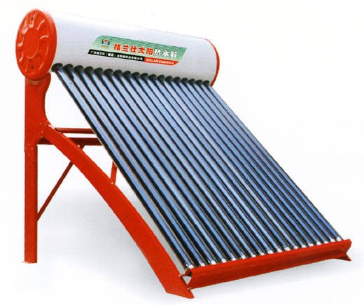 格兰仕太阳能热水器—格兰仕太阳能热水器的工作原理是什么