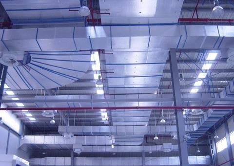 中央通风系统—中央空调通风系统的清洗工具