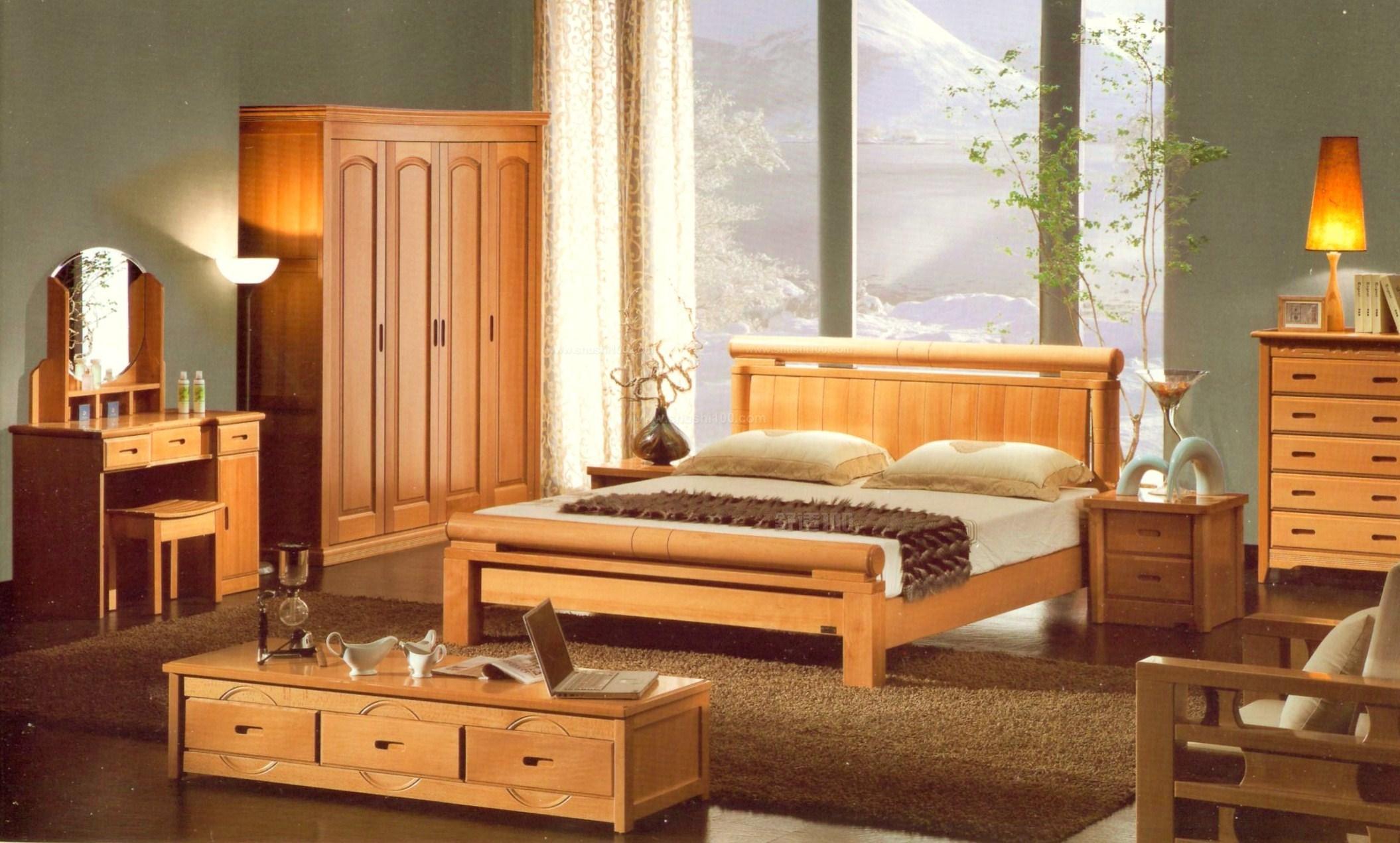 实木床床垫—实木床和床垫什么品牌比较好