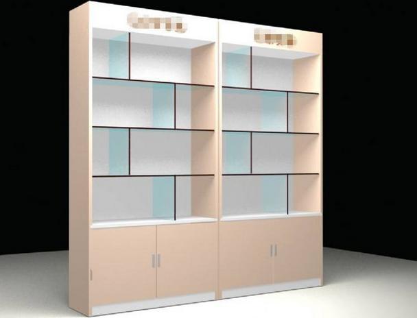 小型展示柜图片