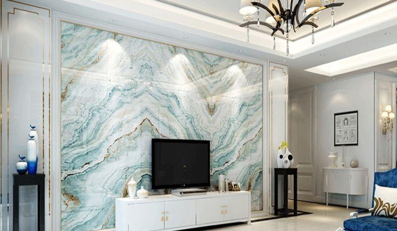 大理石电视背景墙—大理石电视背景墙怎么安装