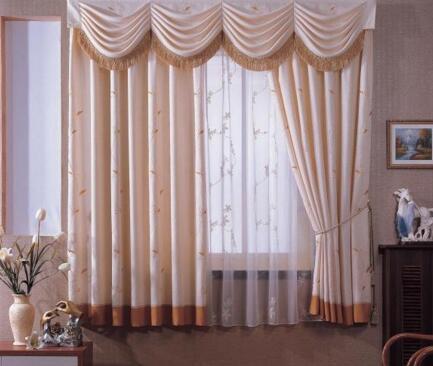 窗帘布艺品牌 窗帘布艺品牌推荐