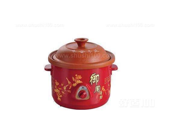 美的紫砂电炖锅―美的紫砂电炖锅的保养方法