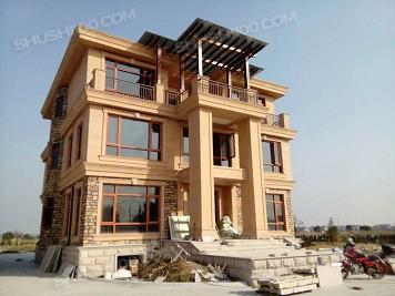 绍兴·自建别墅|好的品牌,质量的保证
