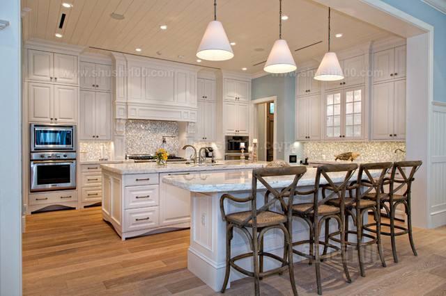 开放式厨房吧台尺寸—开放式厨房吧台尺寸有哪些