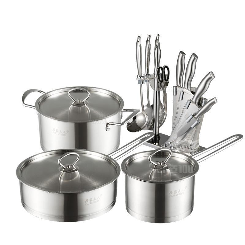 家用厨房应有哪些厨具—厨具的种类与挑选方法