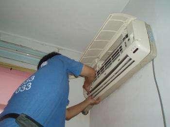 空调拆装费用—安装步骤