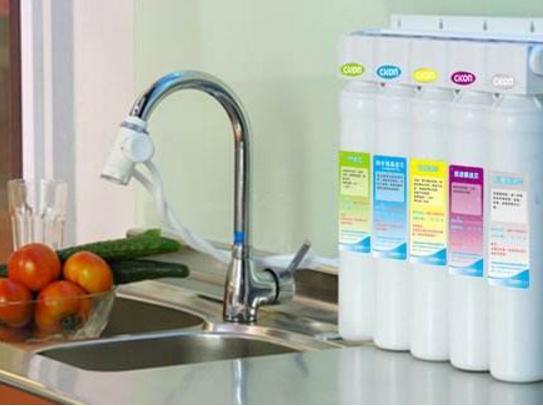 水魔方净水机—水魔方净水机优点和原理介绍