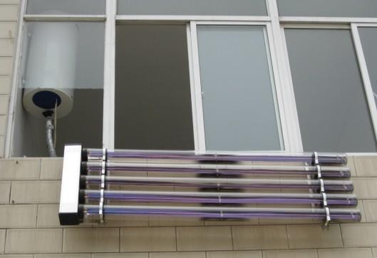 壁挂太阳能热水器—壁挂太阳能热水器有什么特点