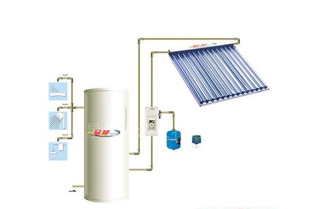 分体式太阳能热水器价格—分体式太阳能热水器价格介绍