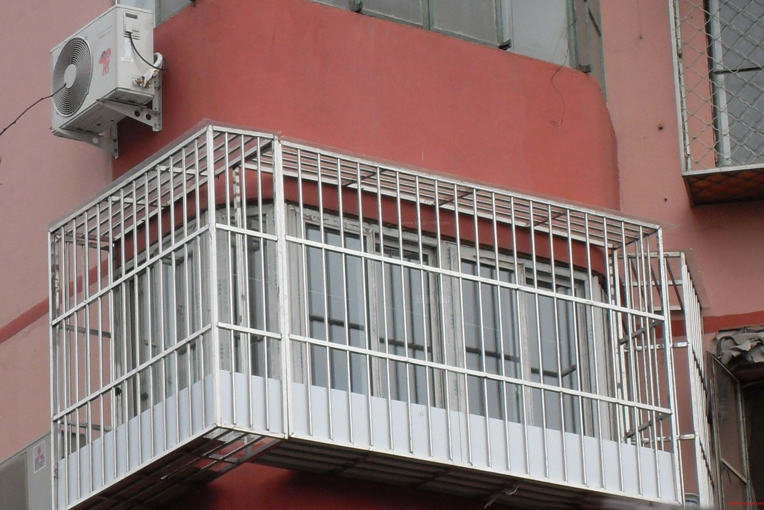 海淀区西三旗周边安装阳台护栏不锈钢防盗窗