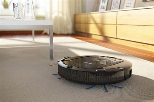 扫地做家务一直以来都时人们特别厌烦的一件事儿,尤其是现在这个图片