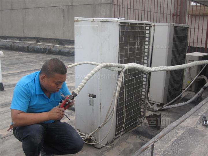 空调怎么拆卸图解