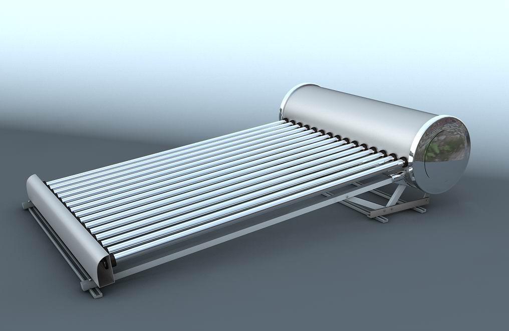 荣事达太阳能热水器—荣事达太阳能热水器的工作原理