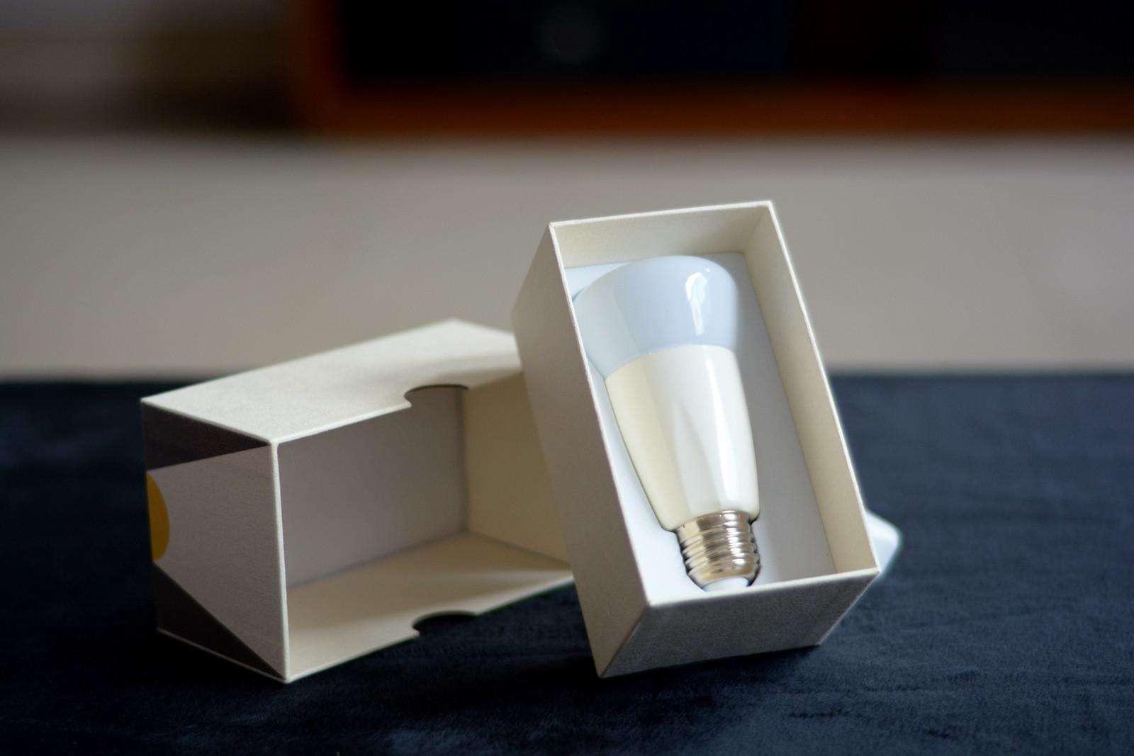 索尼智能灯泡怎么样—索尼智能灯泡的特点