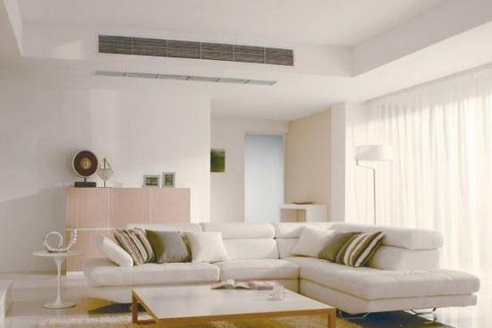 美的家用中央空调—美的家用中央空调特性介绍