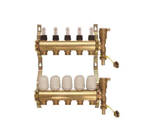 金德地暖分水器价格—金德地暖分水器价格行情