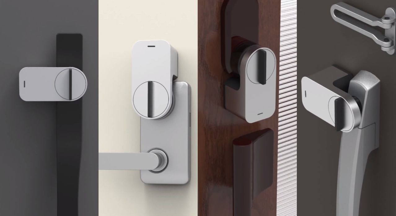 智能门锁报价表—智能门锁多少钱