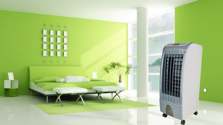空调扇制冷怎么样—空调扇制冷效果