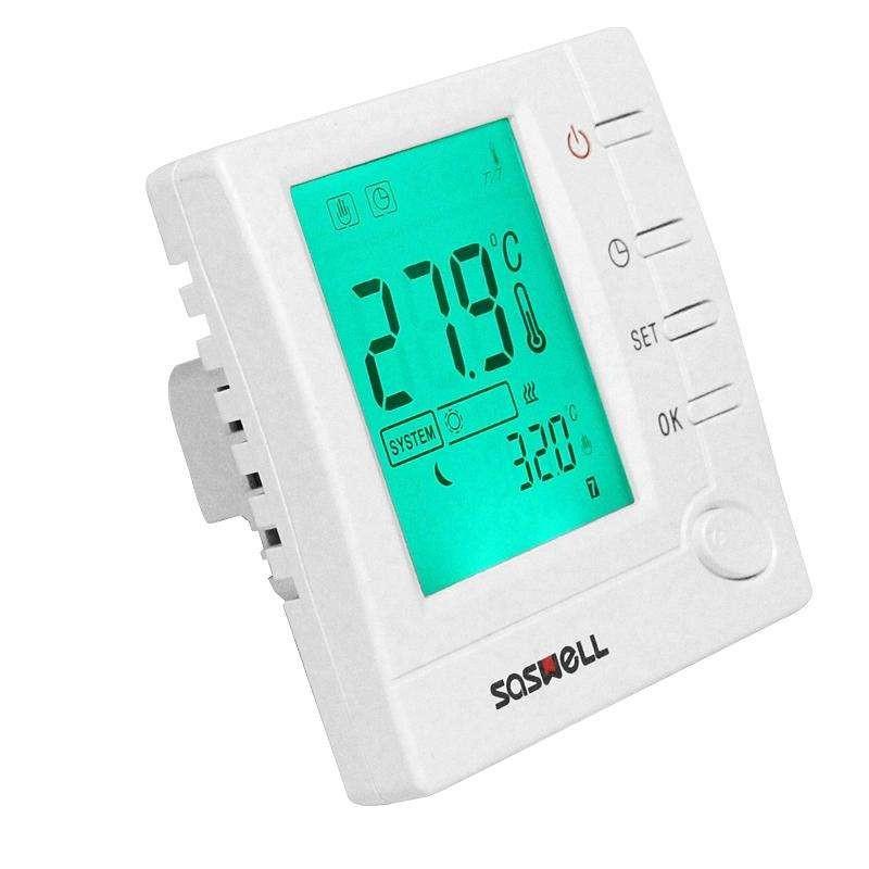 电地暖温控开关—电地暖温控开关原理及使用注意事项