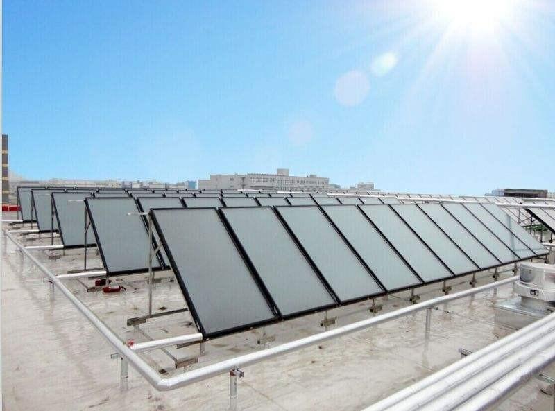 家用太阳能供暖系统—家用太阳能供暖系统