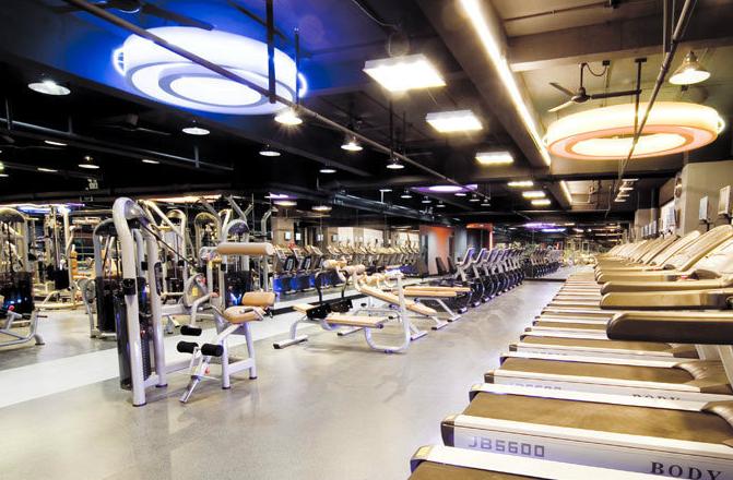 健身房专用中央空调—健身房专用中央空调的品牌介绍