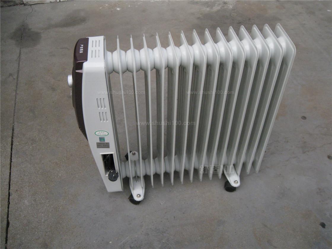 这种取暖器是将电热管安装在散热片的腔体内部,在腔体内电热管周围注有导热油。当接通电源后,电热管周围的导热油被加热、升到腔体上部,沿散热管或散热片对流循环,通过腔体壁表面将热量辐射出去,从而加热空间环境。 被空气冷却的导热油下降到电热管周围又被加热,开始新的循环。这种取暖器一般都装有双金属温控元件,当油温达到调定温度时,温控元件会自行断开电源。散发热量冷却后的导热油又下降到电热管周围被加热,再流到指定的地方散热,如此反复循环,来达到保持室内恒温的效果。比较好的油汀电暖气可以长期不用加油。 它采用电加热气化