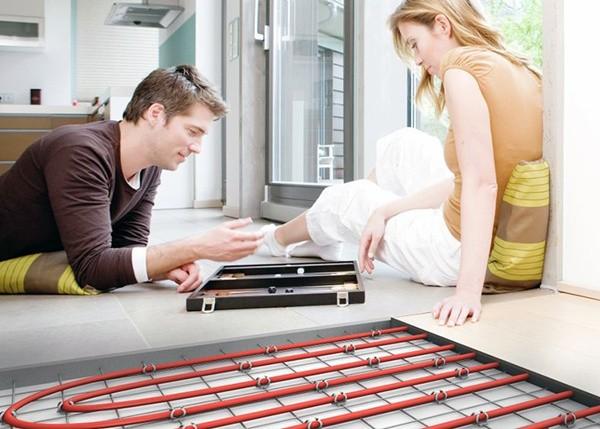 地暖每平米安装价格-水地暖安装价格和电地暖安装价格