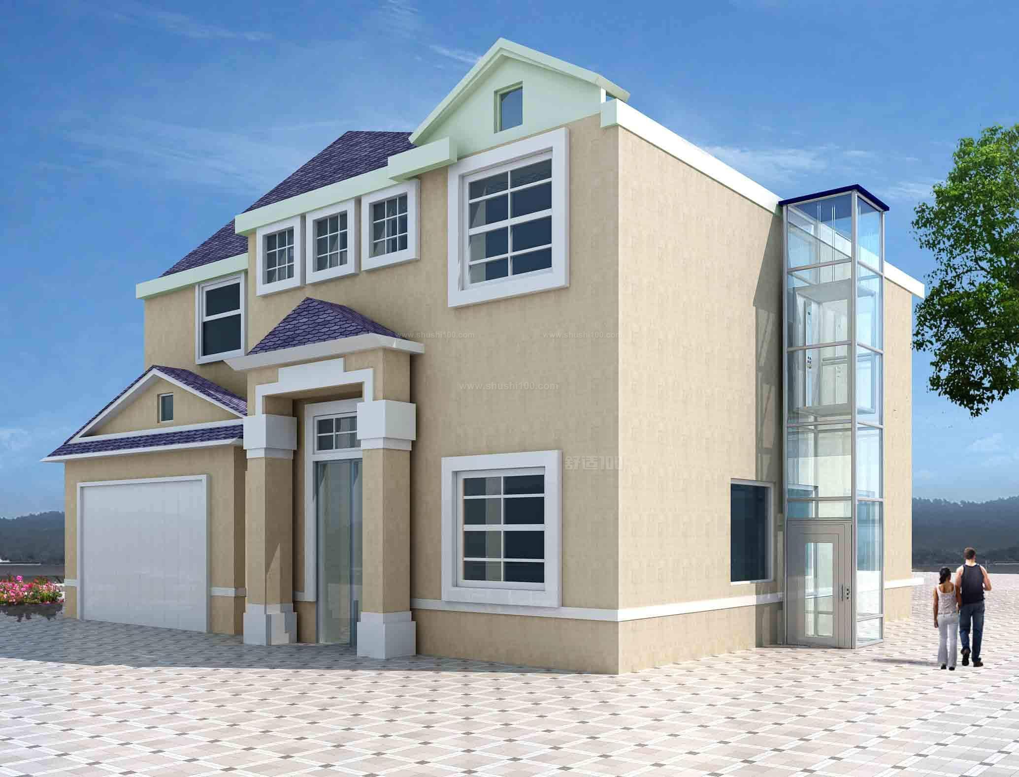 家用别墅设计图
