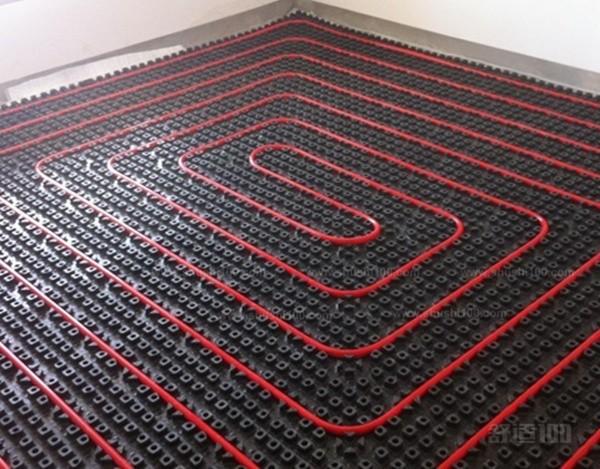 碳纤维地暖如何安装-图解碳纤维地暖安装流程