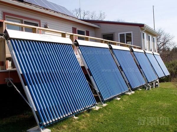 太阳能热水器冬天能用吗-太阳能技术与气候环境pk