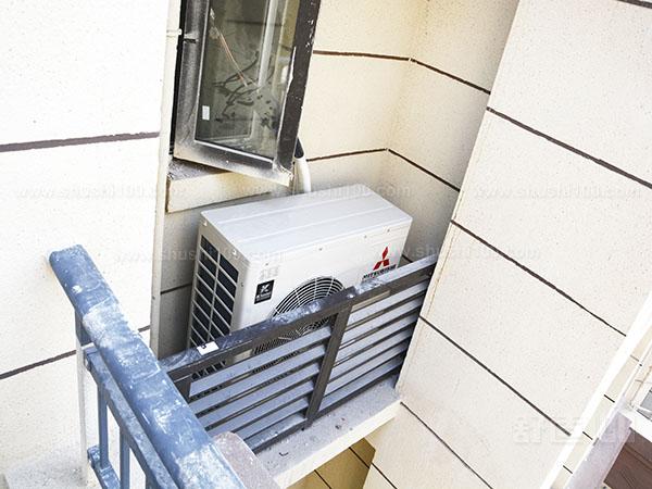家用中央空调安装图-家用中央空调安装流程展
