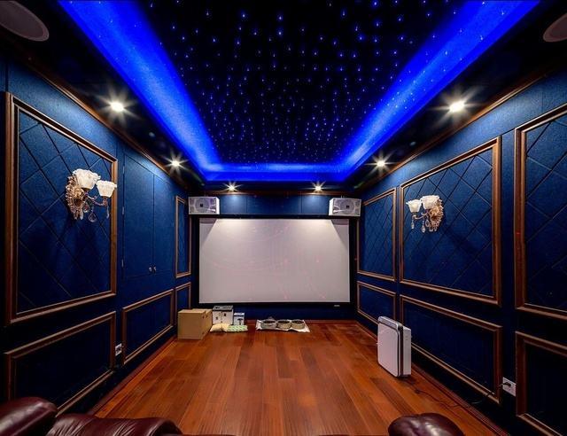 地下室家庭影院_别墅地下室家庭影院—别墅地下室家庭影院装修价格