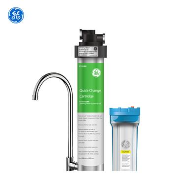 GE CTO1500进口净水器 家用厨房直饮机