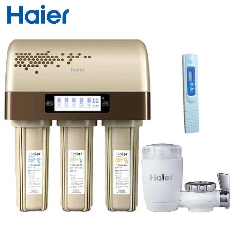 海尔净水器滤芯更换—海尔净水器滤芯如何更换