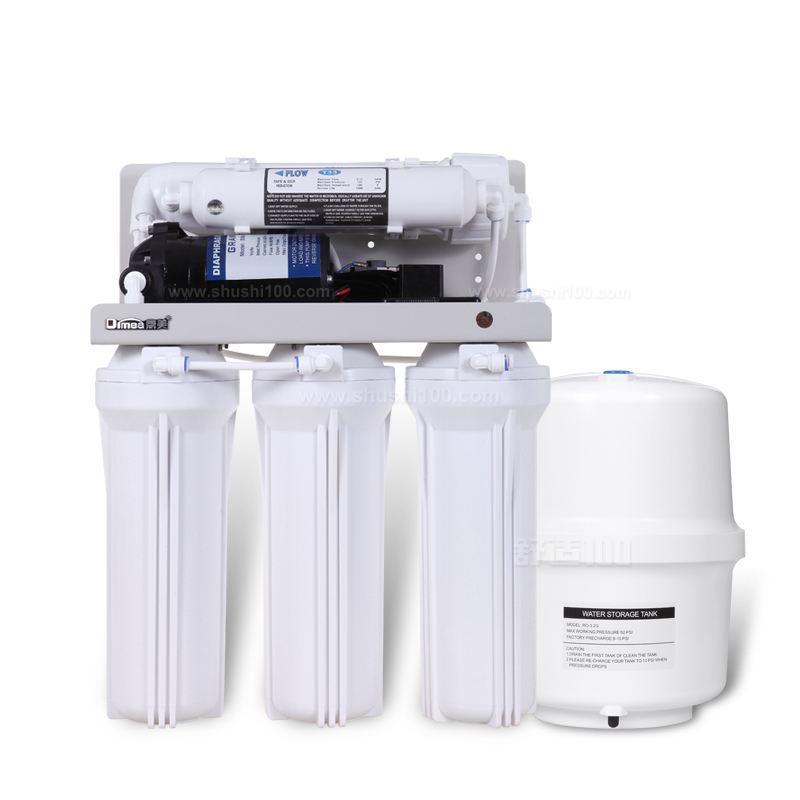 美的净水器直饮机