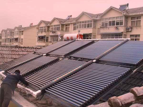太阳能采暖器—太阳能采暖器的原理及组成