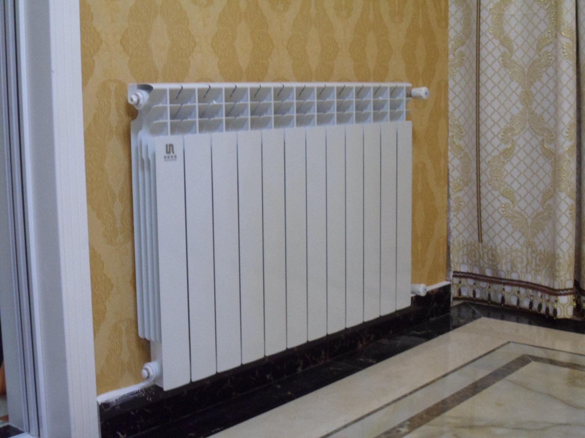 卫生间挂式暖气片—卫生间挂式暖气片安装注意事项