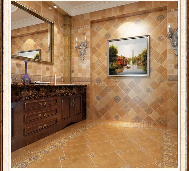 买到货真价实的卫生间地板砖,下面我们为大家详细讲述一些地板砖的
