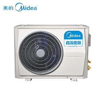 美的(Midea)家用中央空调 1匹变频风管机 适用面积10-15㎡
