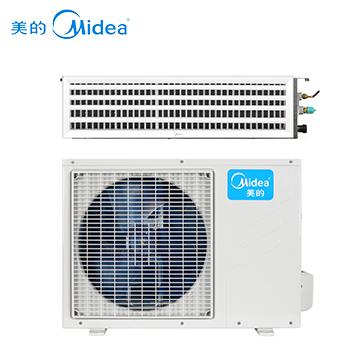 美的(Midea)家用中央空调 1匹定频风管机 适用面积10-15㎡